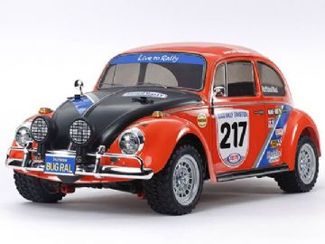 Tamiya 58650 Volkswagen Beetle Rally - MF-01X Kit 1/10th
